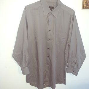 Other - 5 for $15!! Grey button down dress shirt